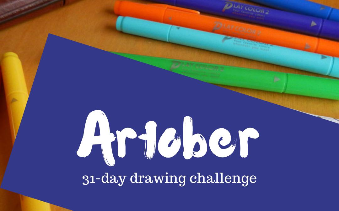 Artober 2021: 31-day art challenge